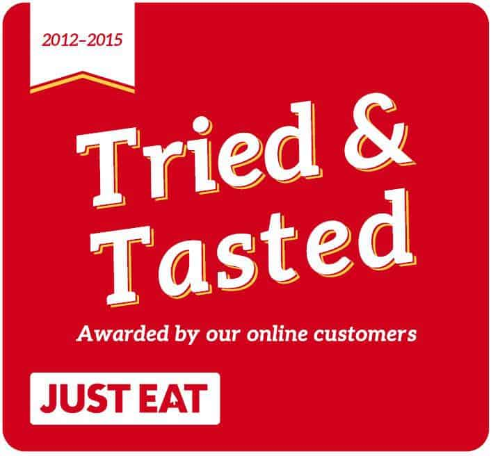 Tried & Tasted 2012-2015 consistency logo