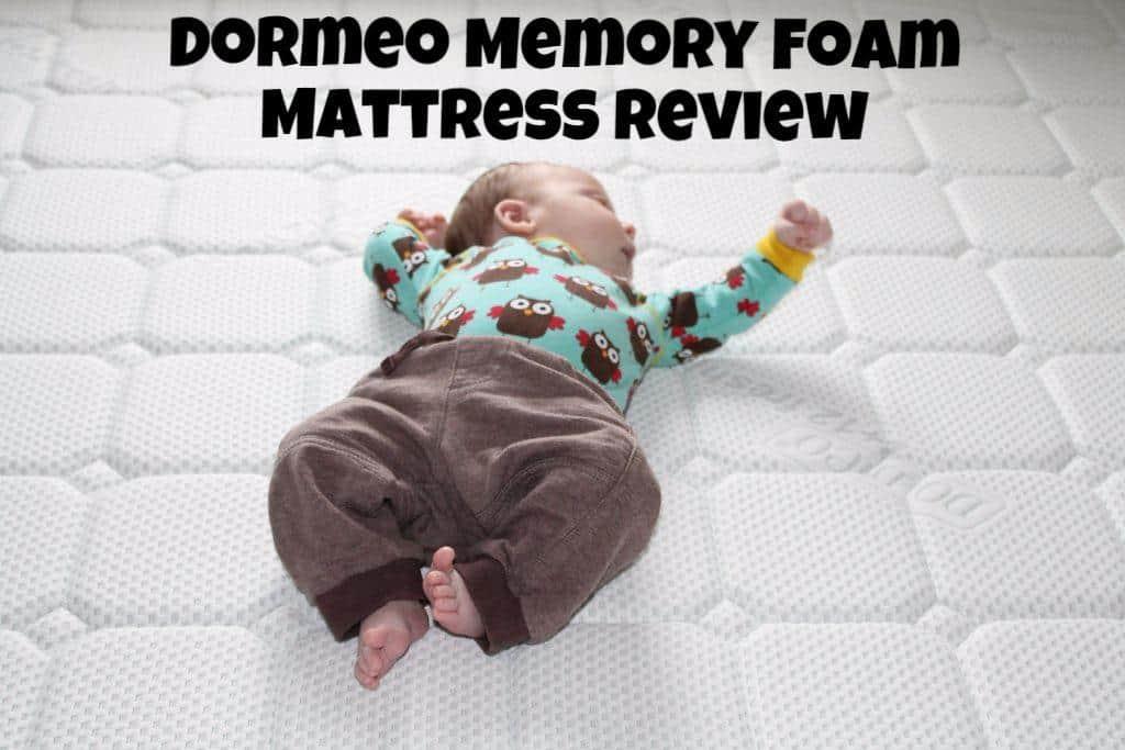 Dormeo Matras Review : Review: dormeo memory foam mattress