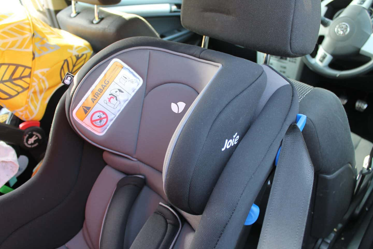 joie steadi rear facing carseat