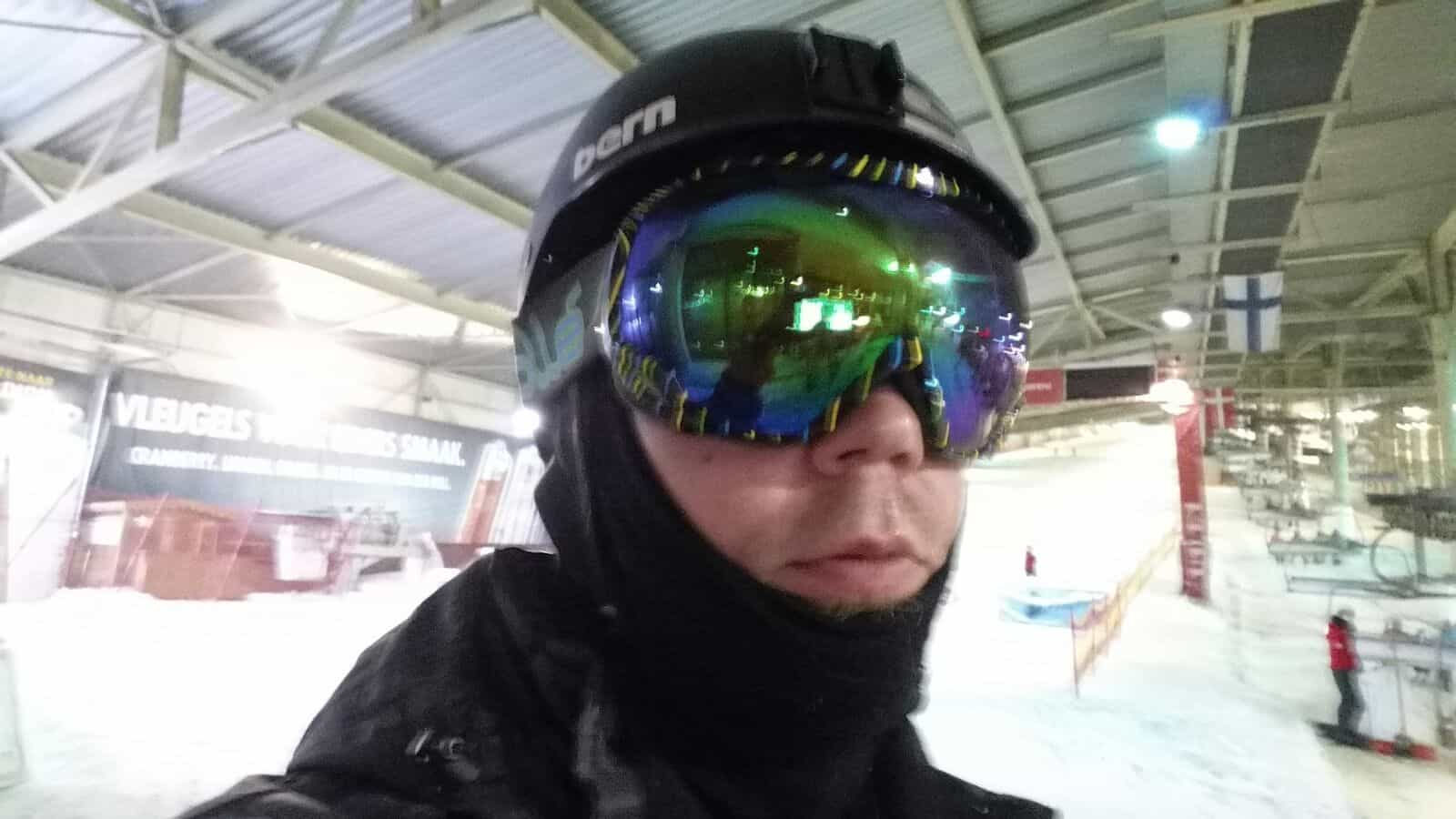 bolle ski goggles review