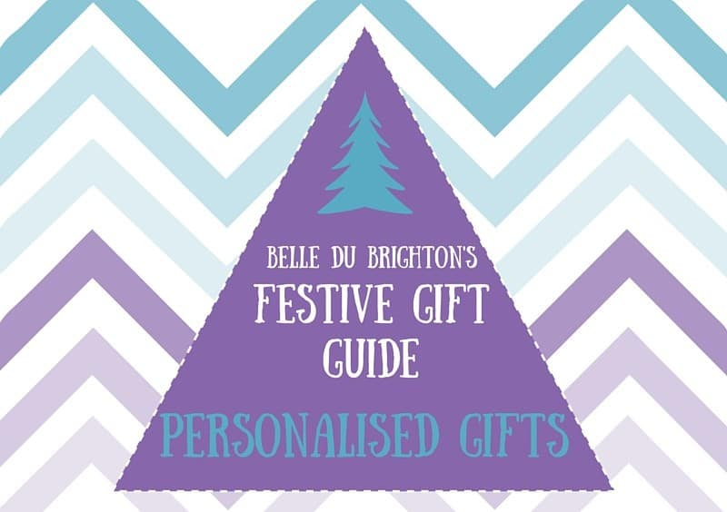 personalises gifts