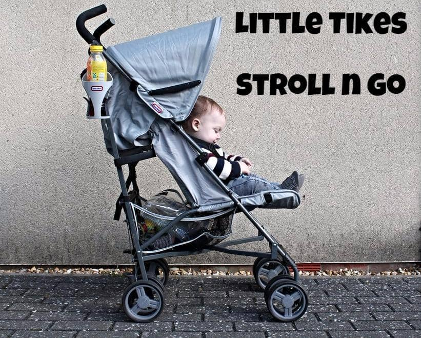 little tikes stroll n go