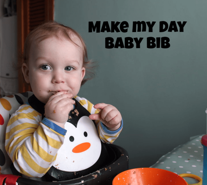 make my day bib