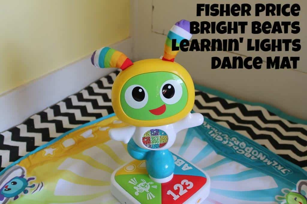 brightbeats learning lights dance mat