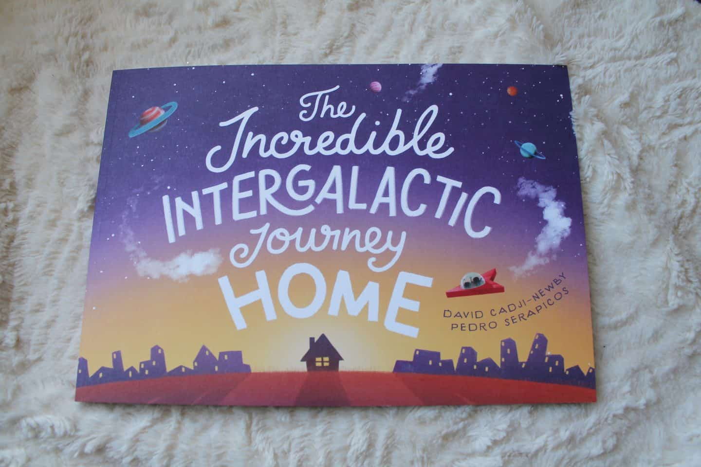incredible intergalactic journey home