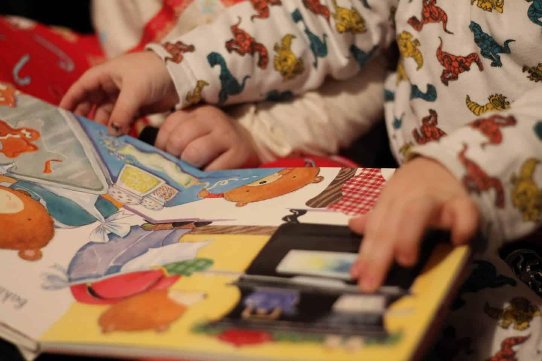 kids christmas books