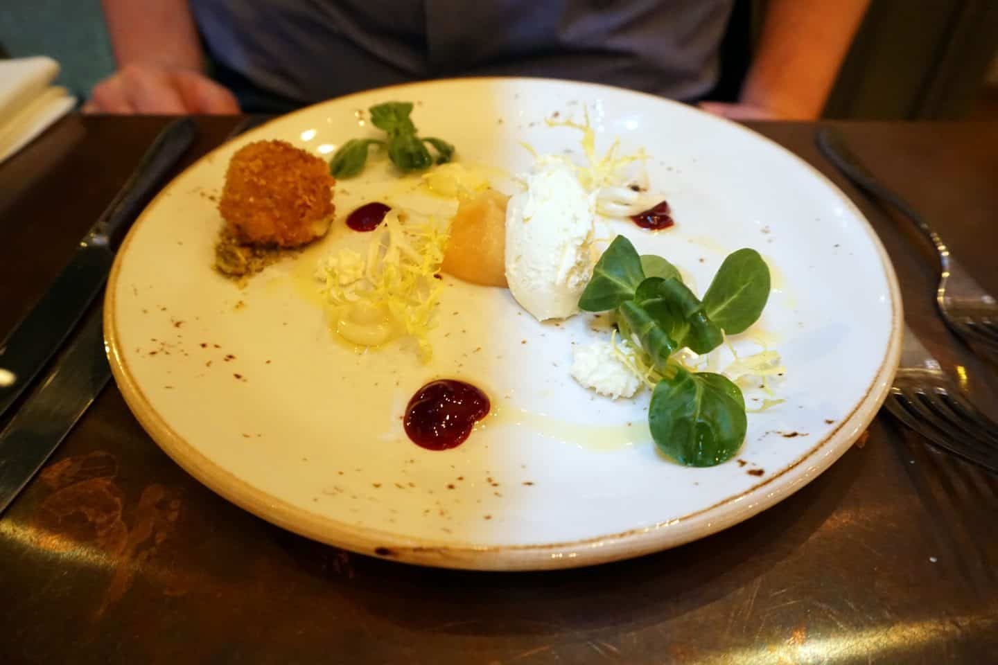 skyfall hove restaurant review