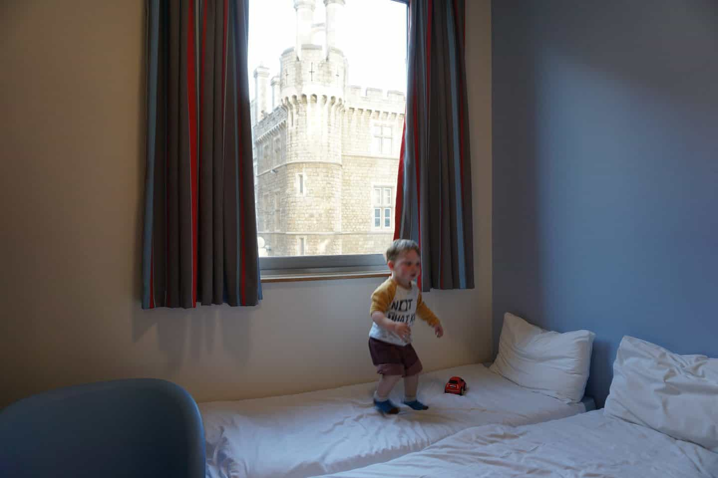 literary London with kids