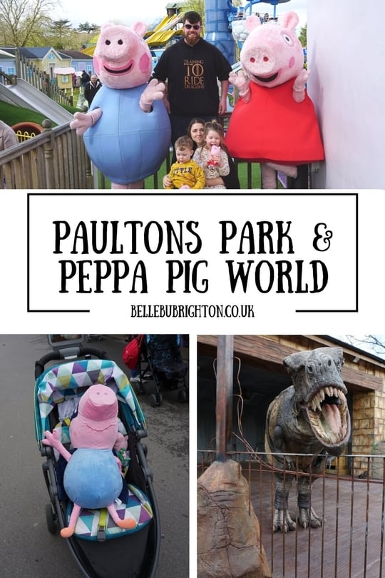 Paultons Park Peppa Pig World
