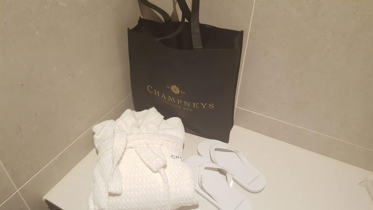 champneys spa eastwell manor