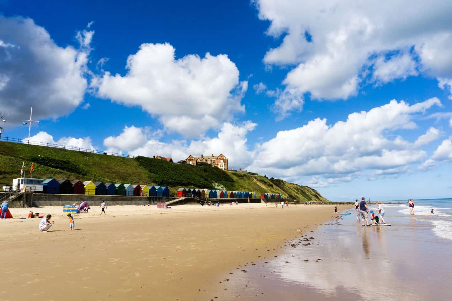 Mundesley-Beach-Norfolk