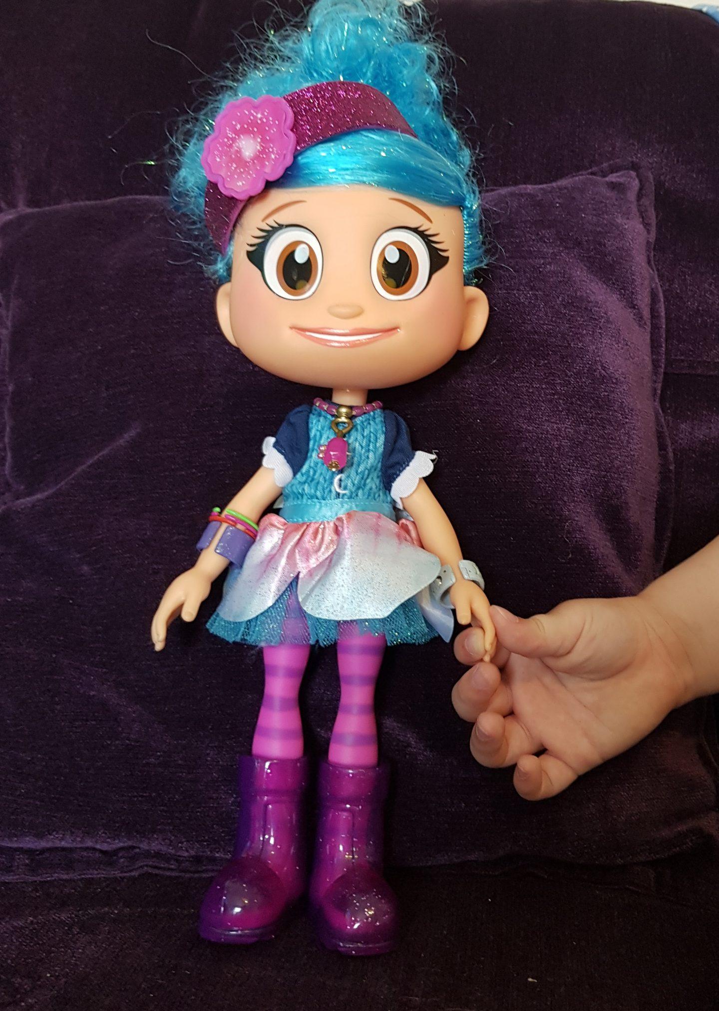 luna petunia doll