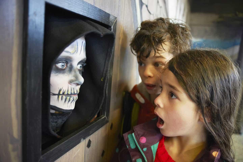 halloween Shriek Week Drusillas Sussex