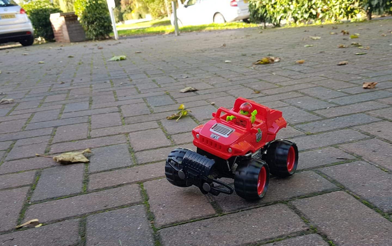 Monster Smash Ups Truck