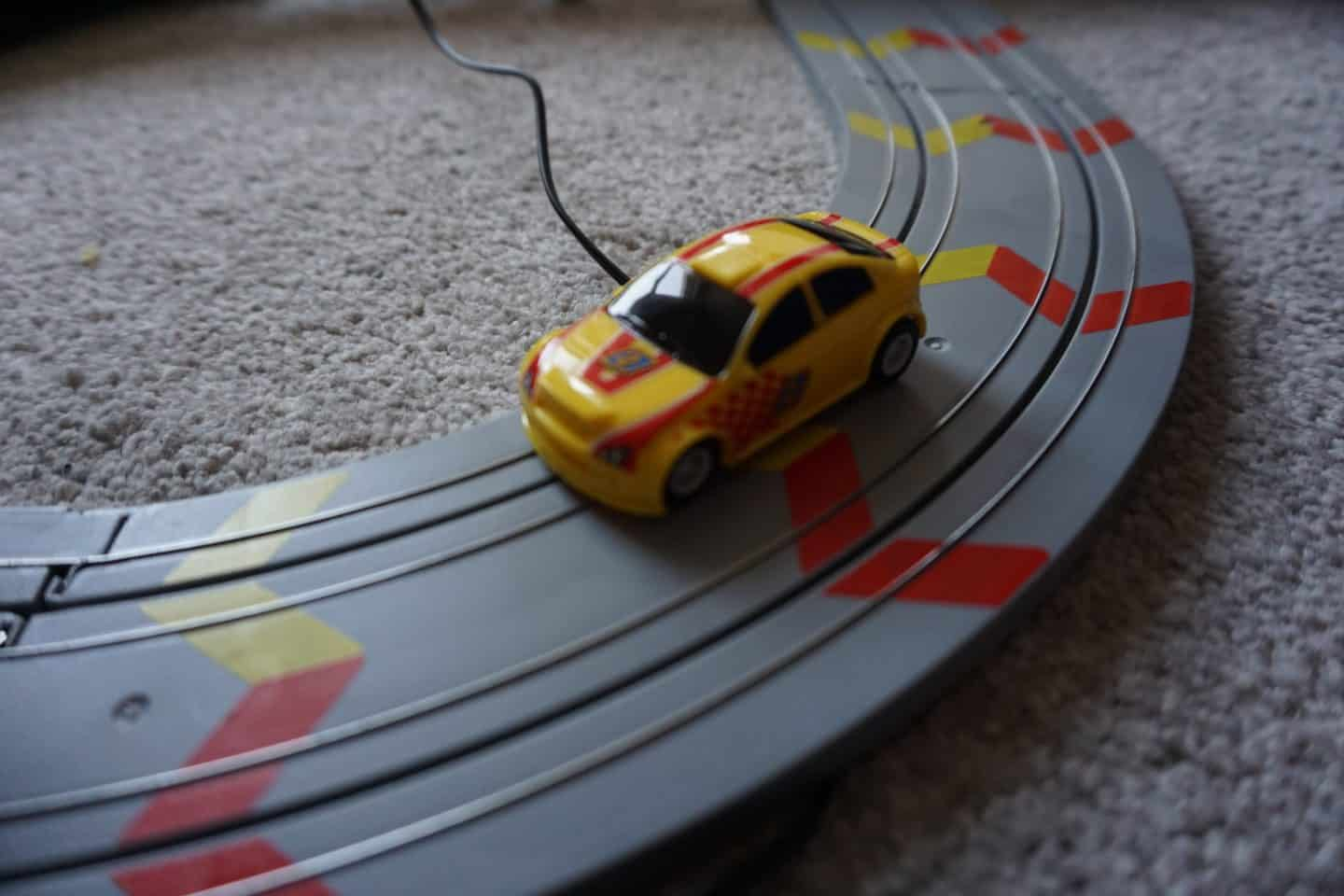 My First Scalextric review