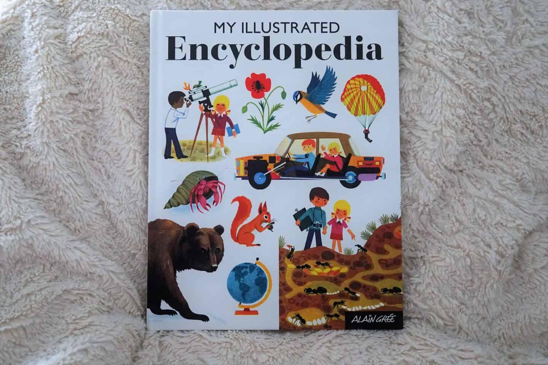 Alain Grée Illustrated Encyclopedia
