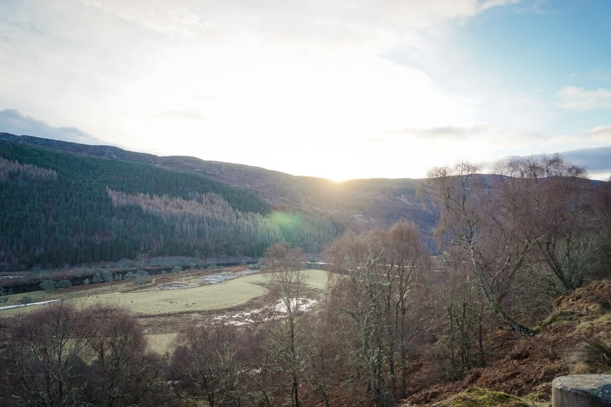 Eagle Brae Scenery