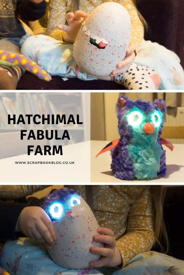 hatchimal fabula forest
