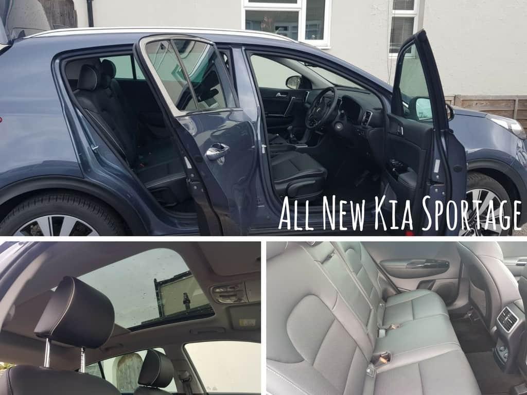 all new kia sportage