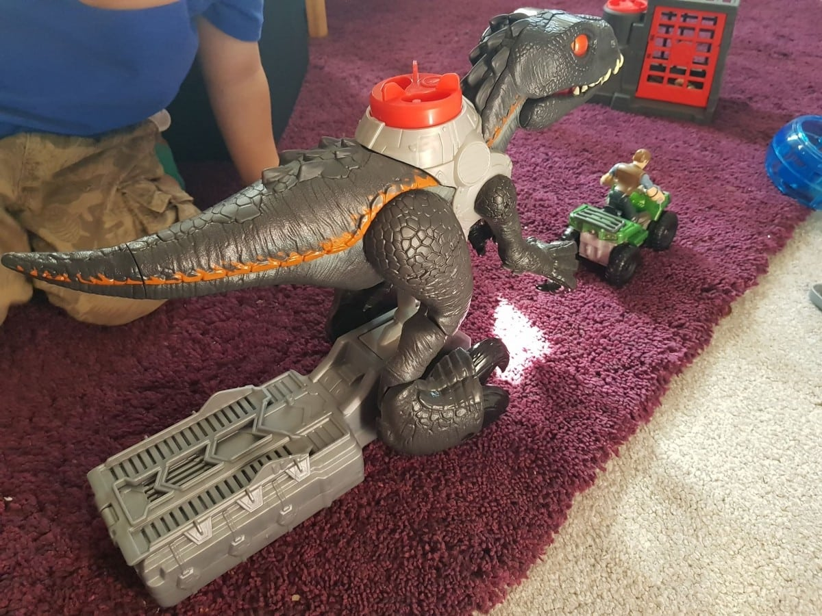 Imaginext Jurassic Park Dinosaurs-2