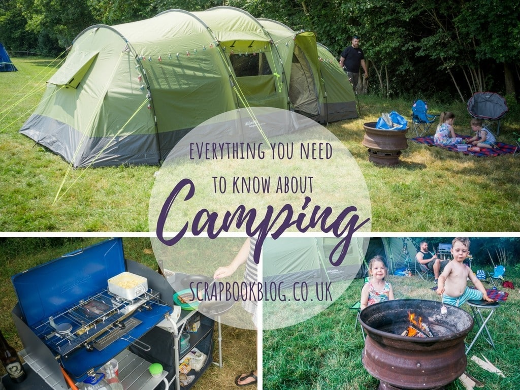 everything you need to know about camping