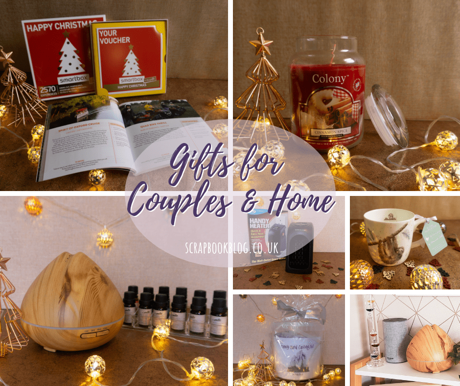Couples Gift Ideas For Home: Festive Gift Ideas For Couples & Home