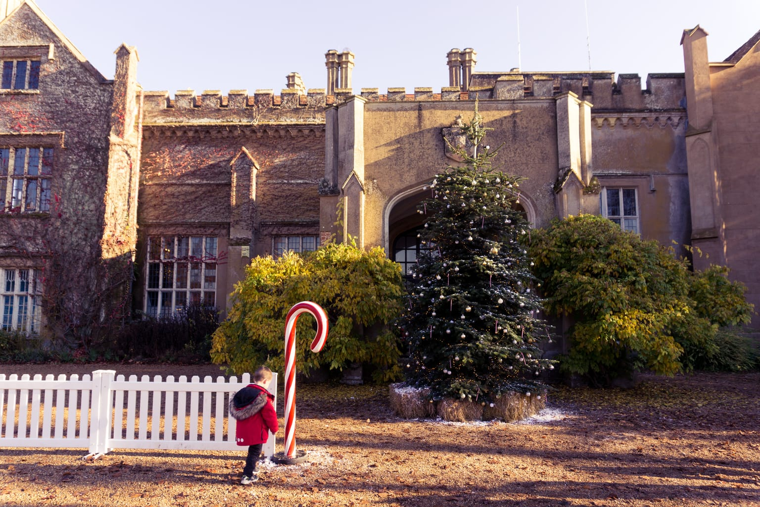 Christmas at Marwell 2018