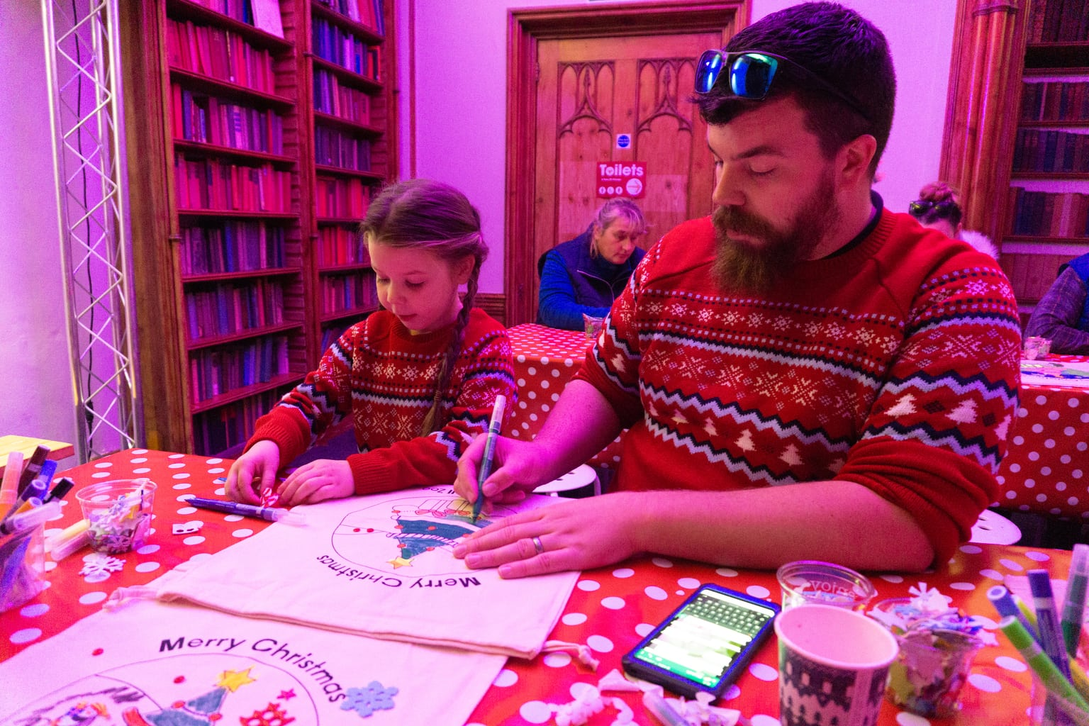 Christmas at Marwell 2018