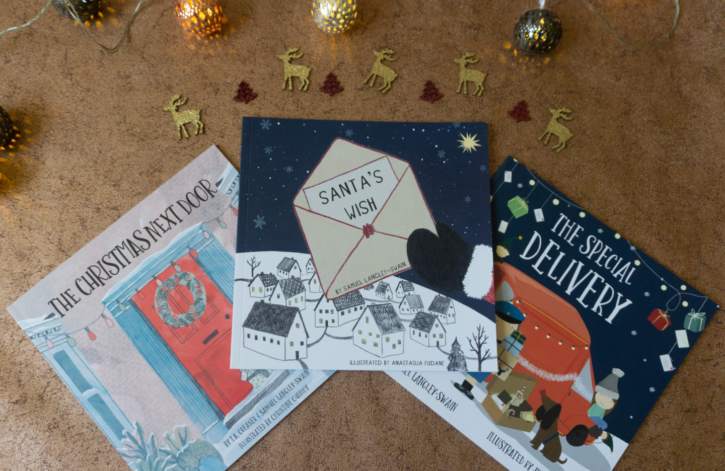 Christmas Books from Owlet Press