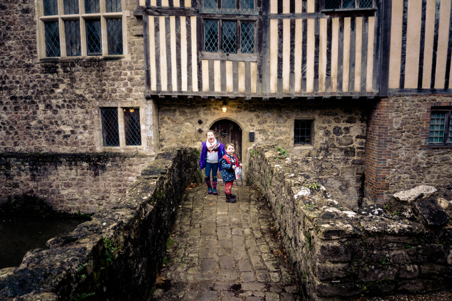 Ightham Mote National Trust