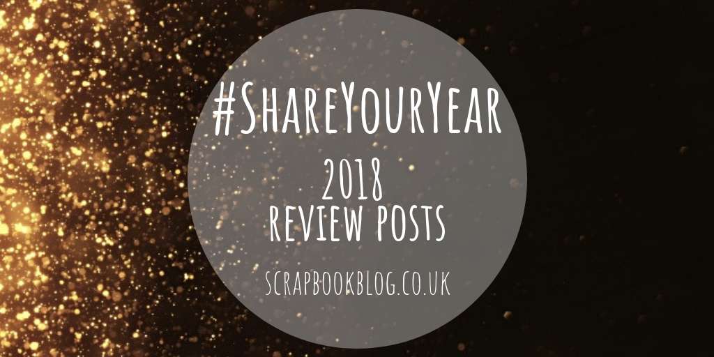 Share your year 2018
