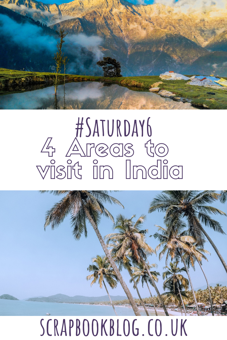 4 areas to visit in india