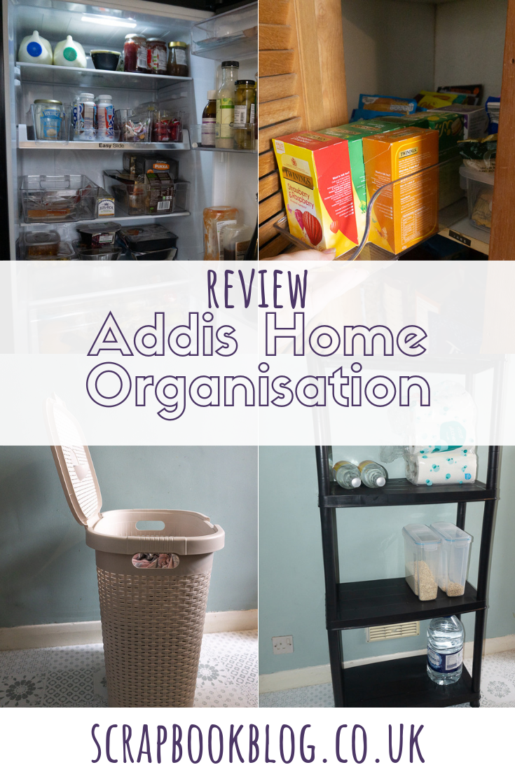 Addis home organisation
