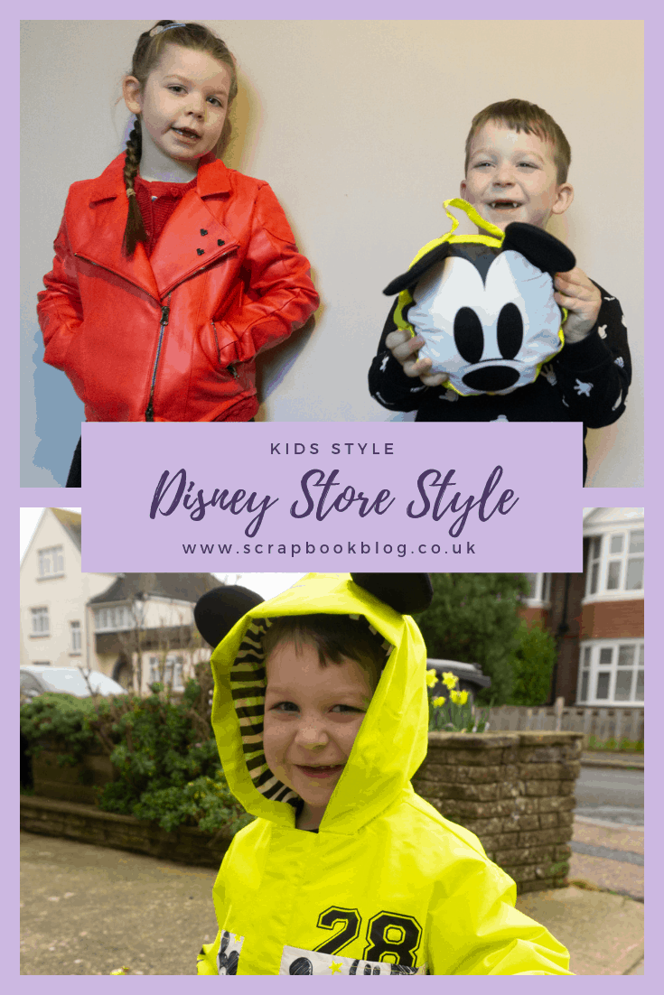 shopDisney kids clothing review