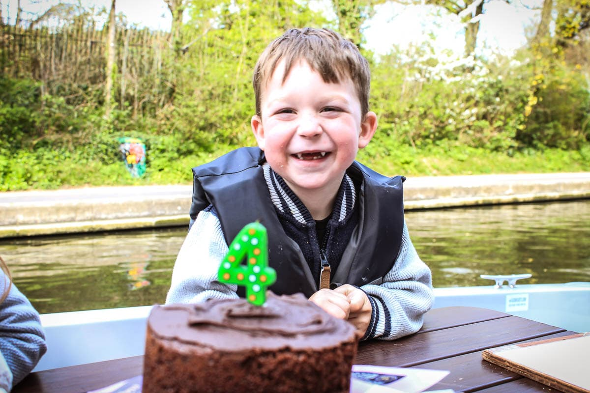 Arlo Fourth Birthday