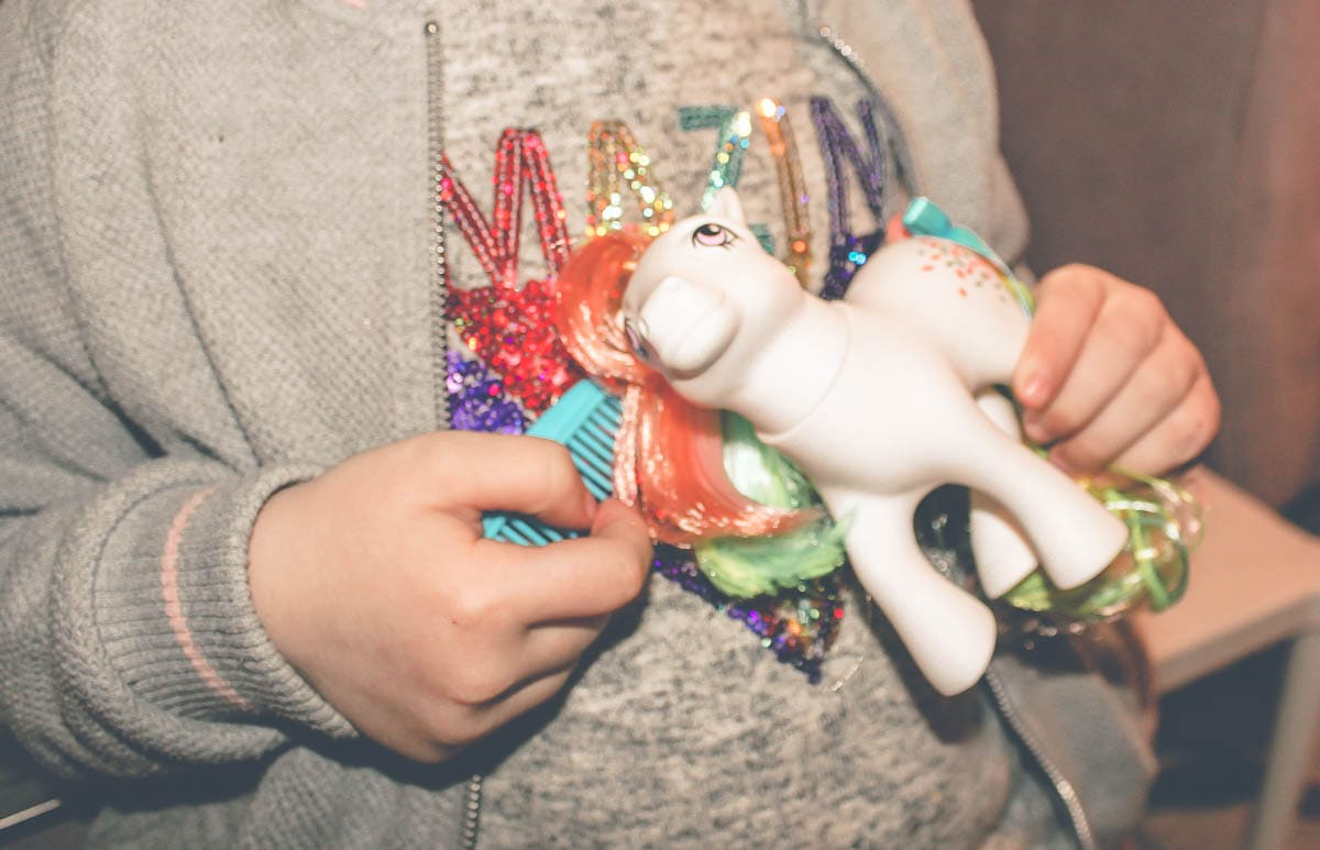Retro My Little Pony & more collectable toys for kids