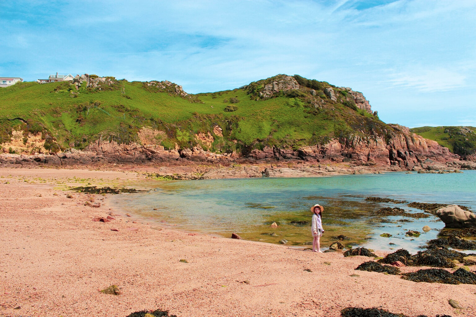 Portelet Bay, Jersey Channel Islands
