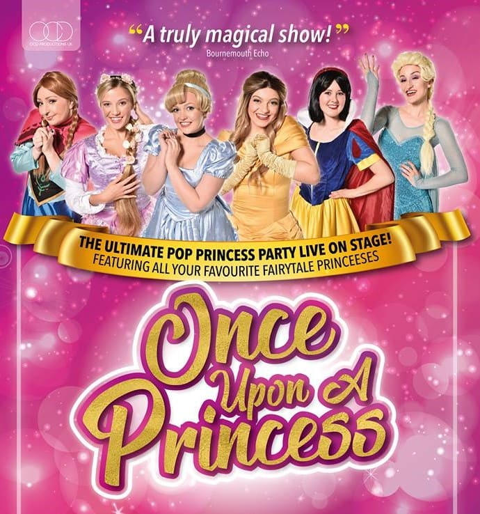 once upon a princess review