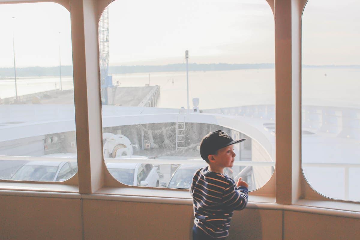 Condor Ferry review