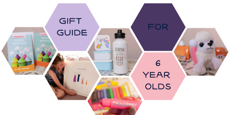 Gift guide for 6 year olds