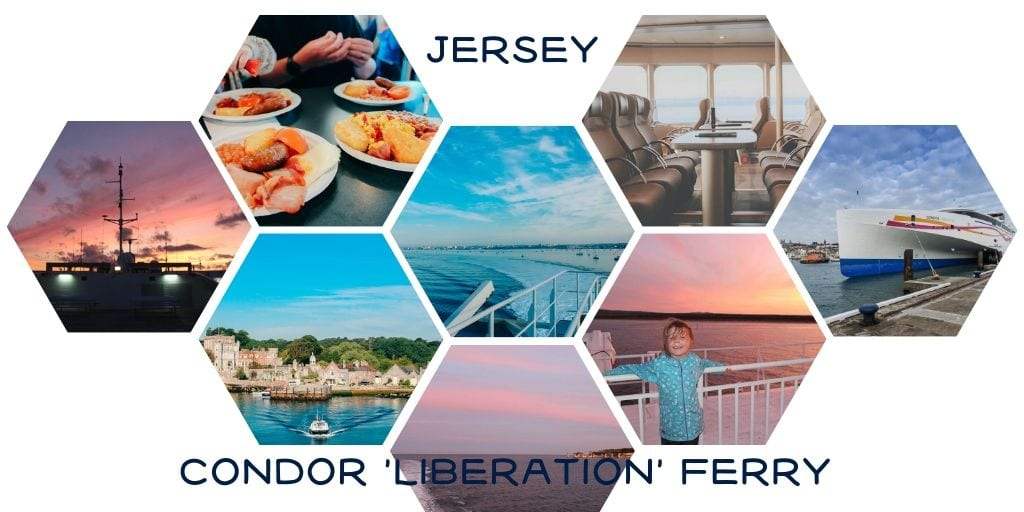 Condor Ferry Review