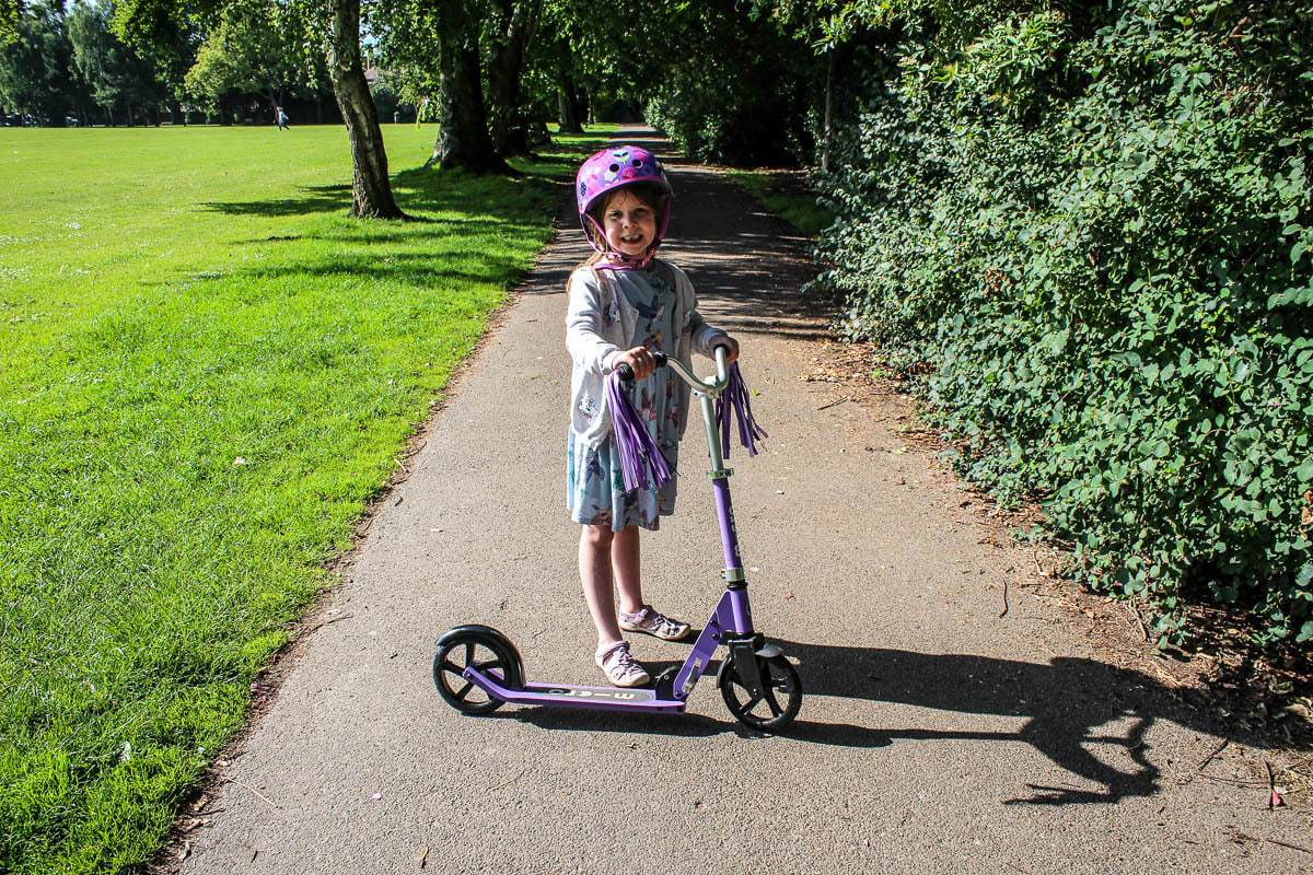 Micro scooter cruiser review