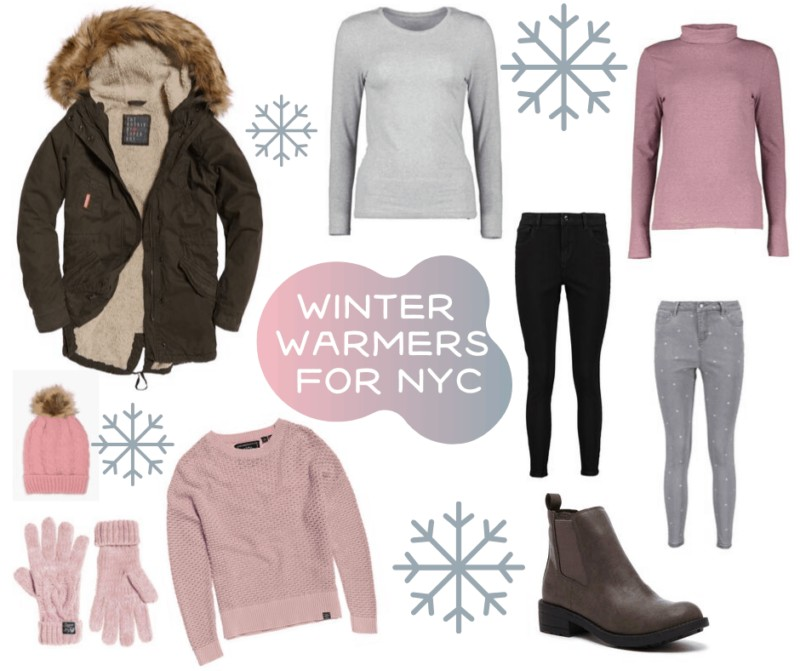 winter warmers for NYC