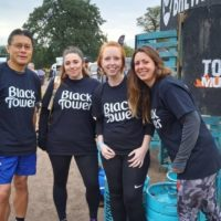 Tough Mudder before