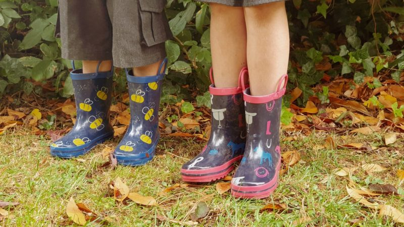 rydale kids wellies