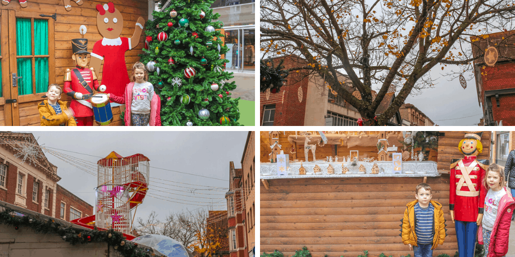 Canterbury at Christmas