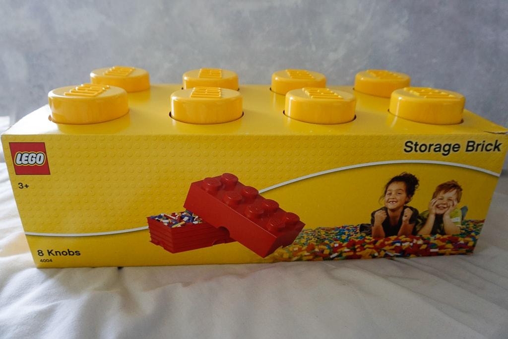 Lego Storage Block
