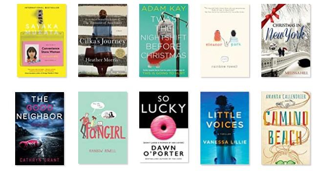 books I read in december