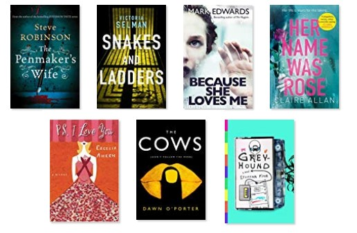 what i read in november
