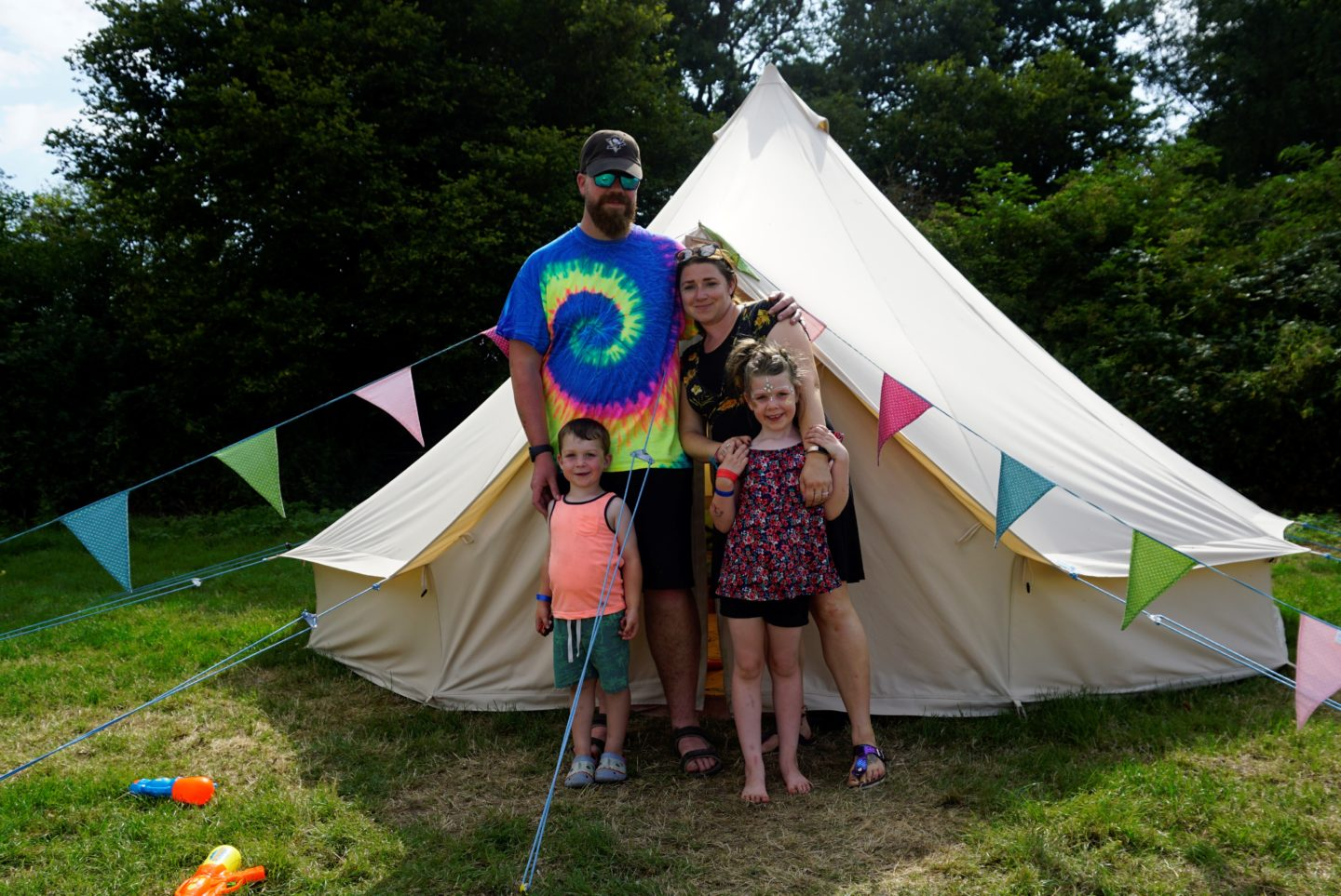 bright bell tents